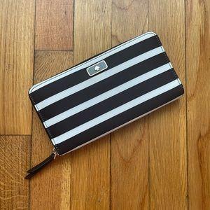 NWT Kate Spade Dawn Sailing Striped Wallet